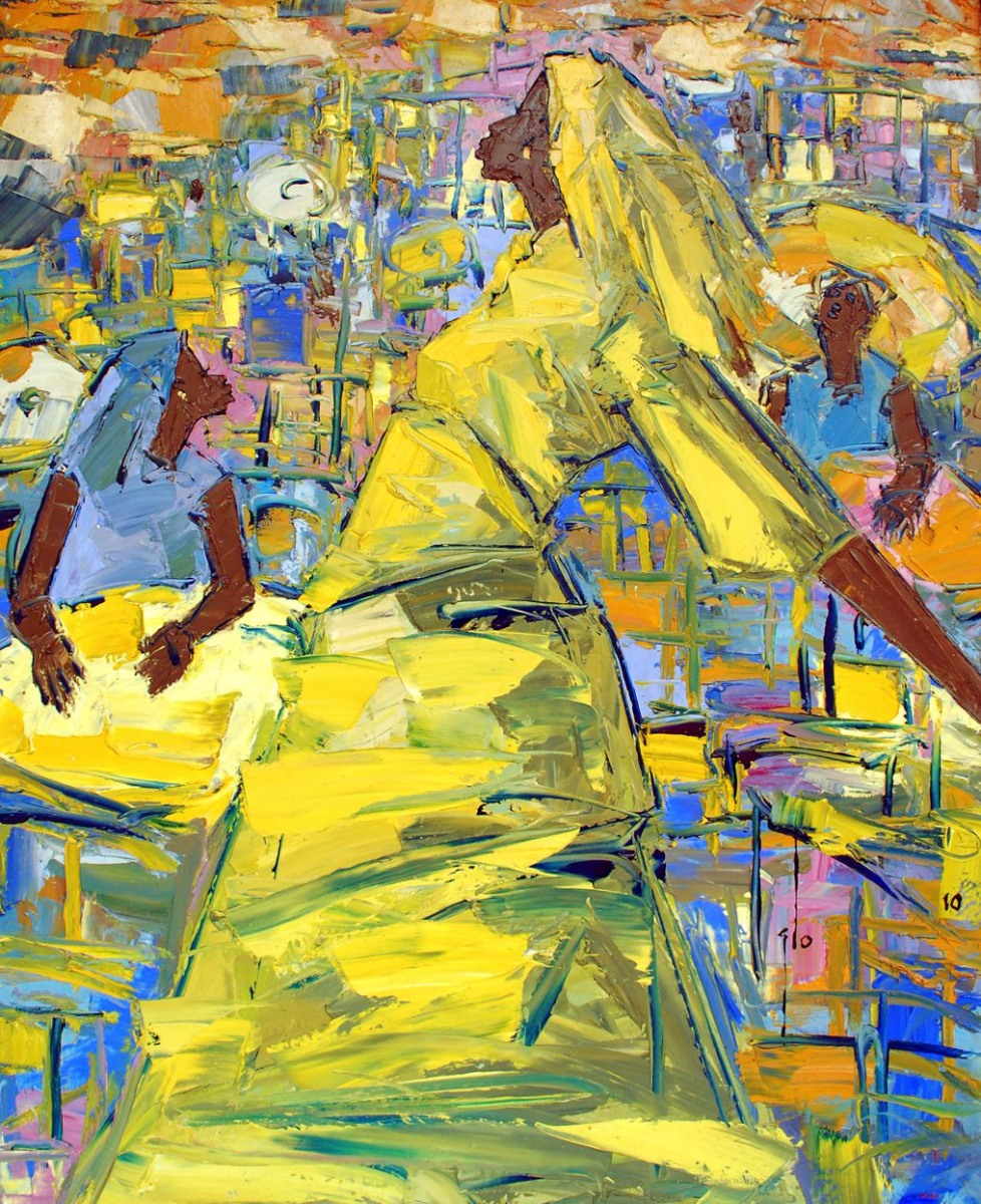 LOT-88-PRAYER-SCAPE-II-BY-ABLADE-GLOVER-53X44INCHES-OIL-ON-CANVAS