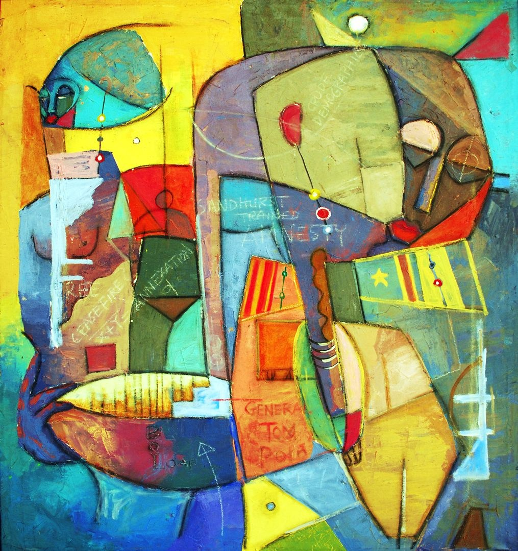 LOT-90-UNTITLED-BY-RICHMOND-OGOLO-40-X-42-INCHES-ACRYLIC-ON-CANVAS