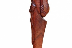 LOT-25-MOTHER-CARE-BY-BISI-FAKEYE-80-INCHES-WOOD-CARVING